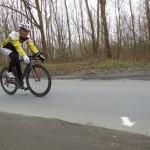 Radstrecke - Markieren