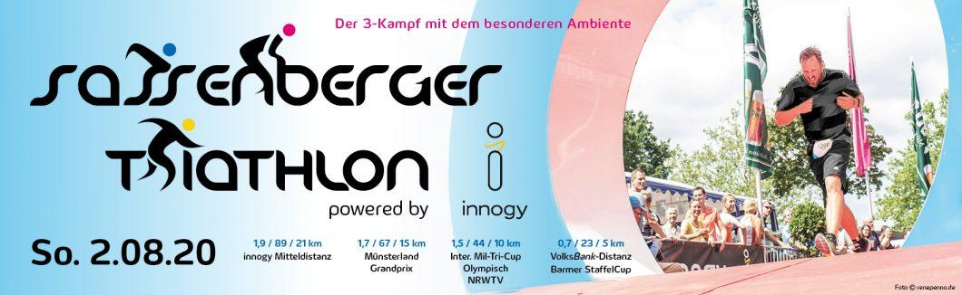 33. Sassenberger Triathlon 2020